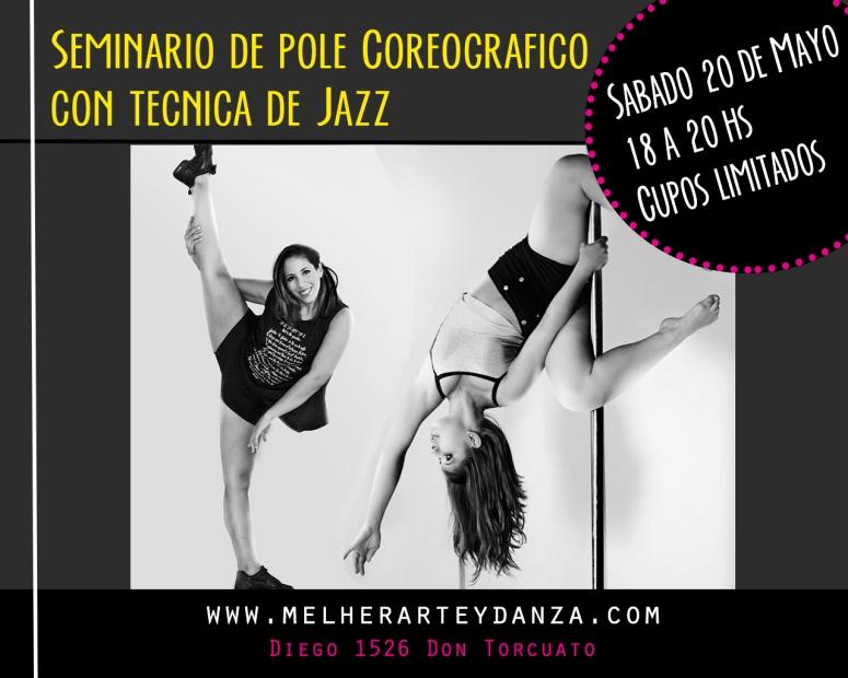 seminario jazz pole