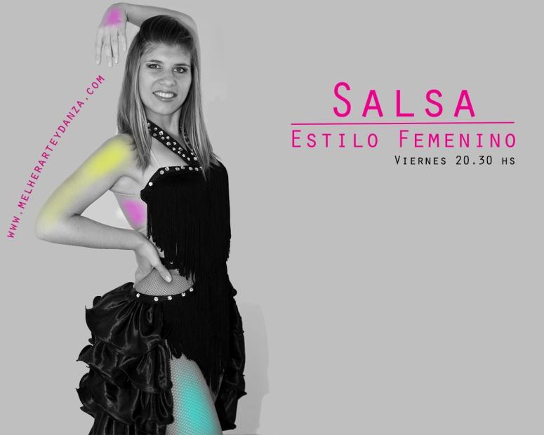 Salsa Estilo Femenino