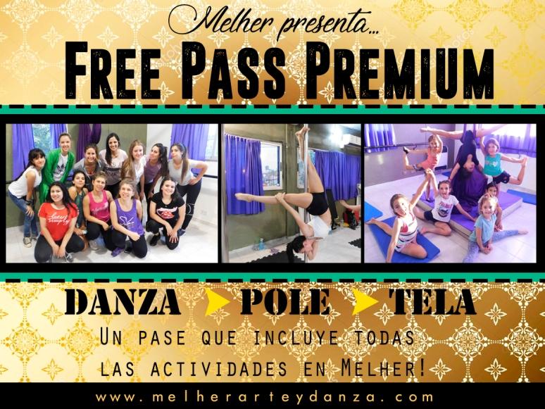 Free pass premium