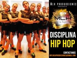 disciplina hip hop
