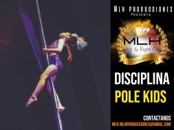 disciplina pole kids