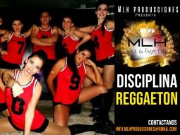 disciplina reggaeton