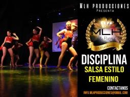 disciplina salsa estilo